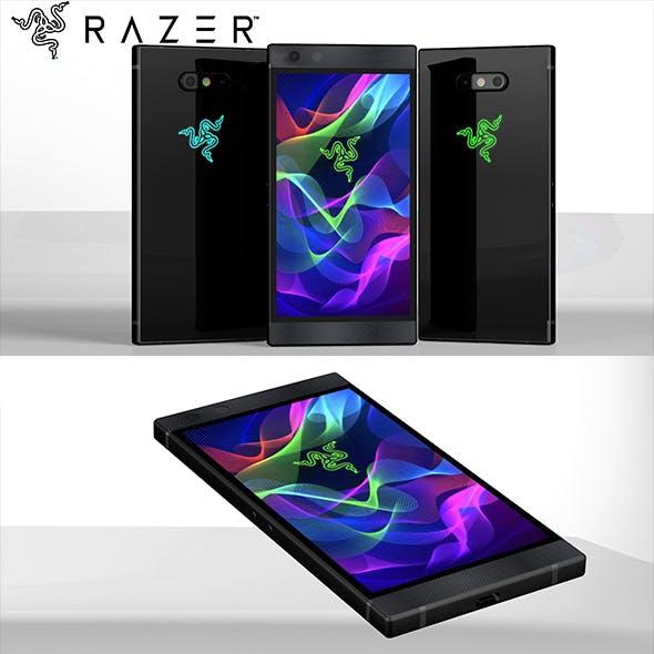 Razer Phone 2 - 3DOcean Item for Sale