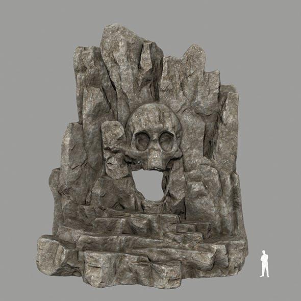 Skull_Cave 5 - 3DOcean Item for Sale