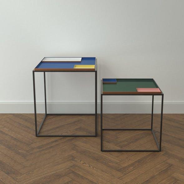 Design Side Table Fama