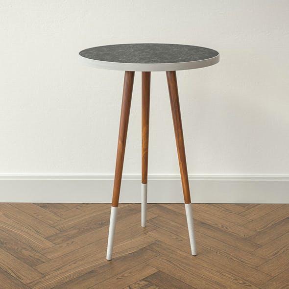 Design Side Table Mina - 3DOcean Item for Sale