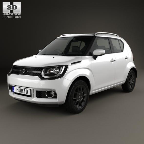 Suzuki Ignis 2016 - 3DOcean Item for Sale