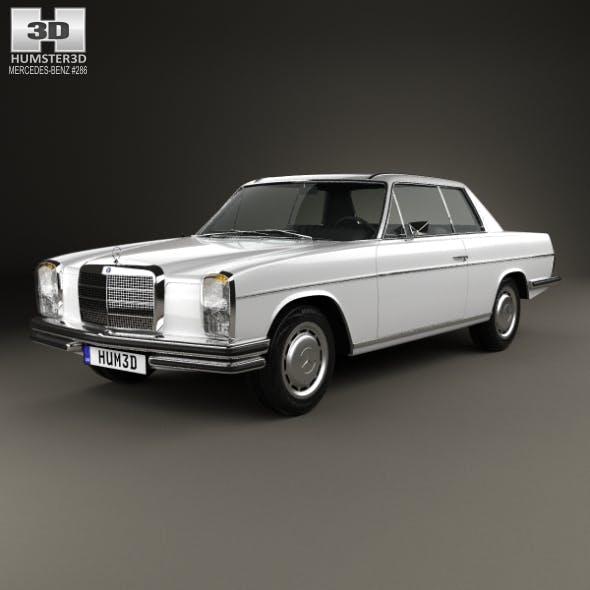 Mercedes-Benz W114 1968 - 3DOcean Item for Sale