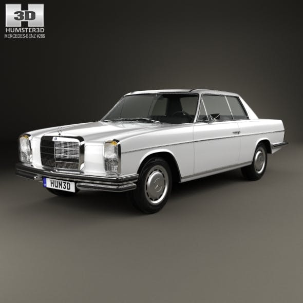 Mercedes-Benz W114 1968