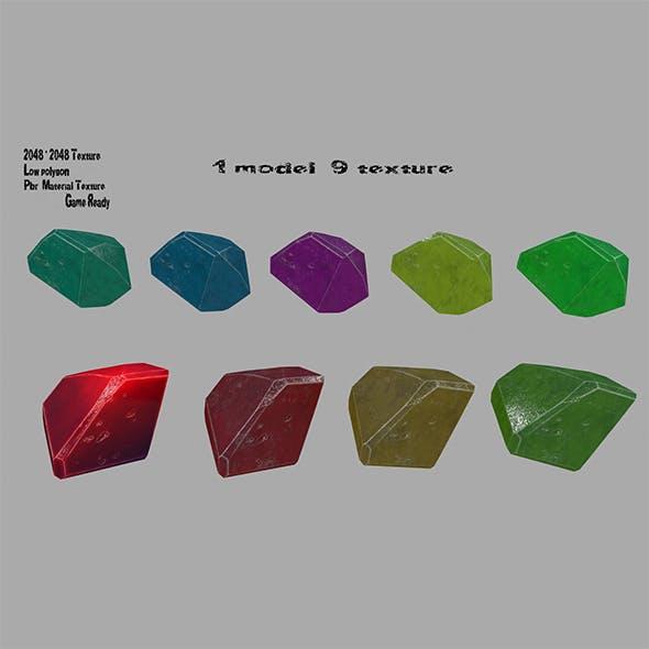 crystal_4 - 3DOcean Item for Sale