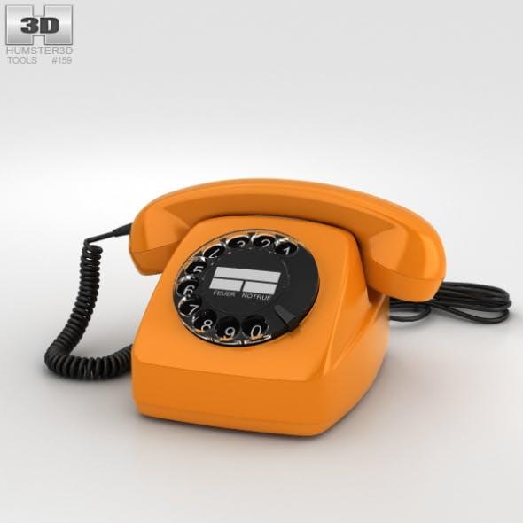 Telephone FeTAp 611 - 3DOcean Item for Sale