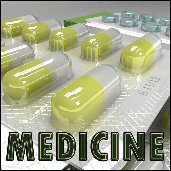 Medical - 3DOcean Item for Sale
