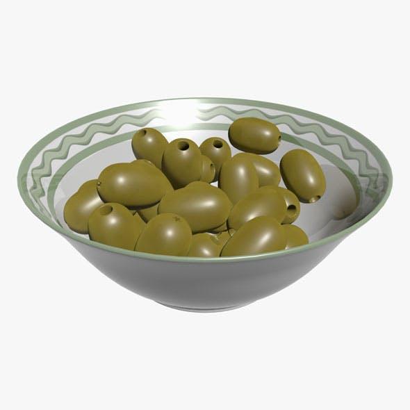 Olives - 3DOcean Item for Sale