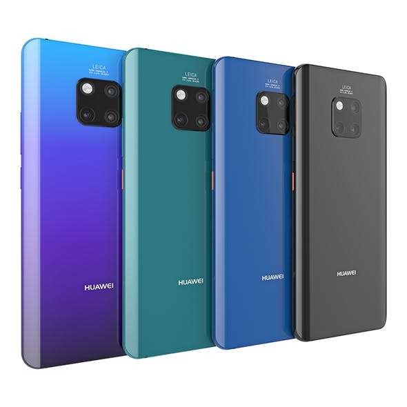 Huawei mate 20 pro all color