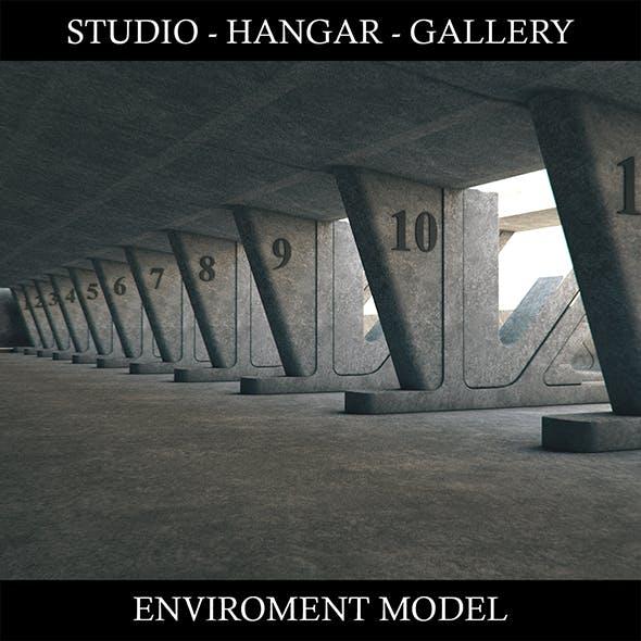 Hangar Studio Gallery