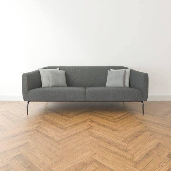 Kaiwa Lema Sofa - 3DOcean Item for Sale