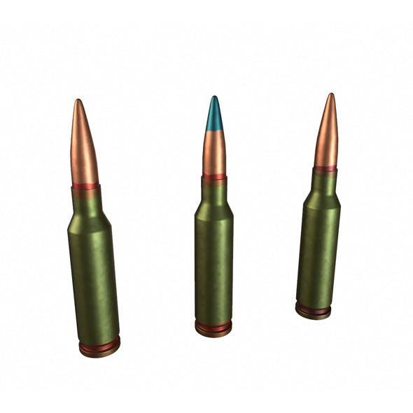 Bullet Set 5.45 Caliber