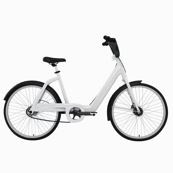 Electric Bicycle 1 - 3DOcean Item for Sale