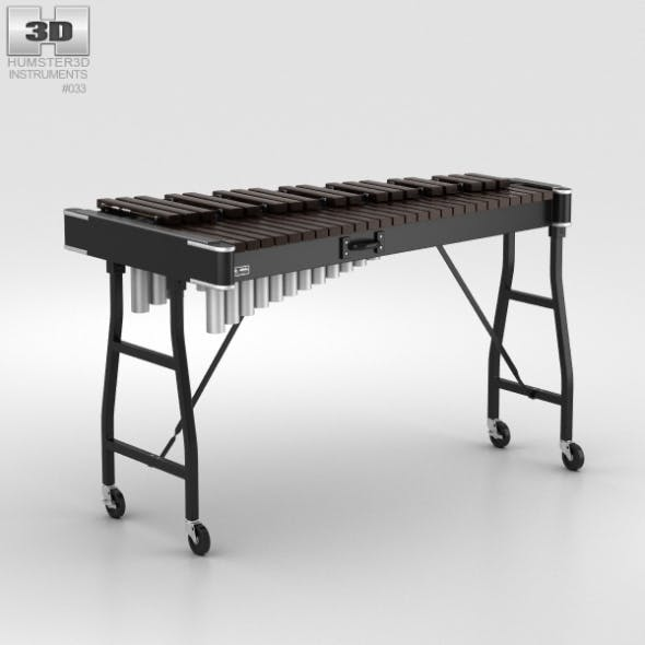 Orchestral Xylophone - 3DOcean Item for Sale