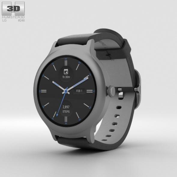 LG Watch Style Titanium