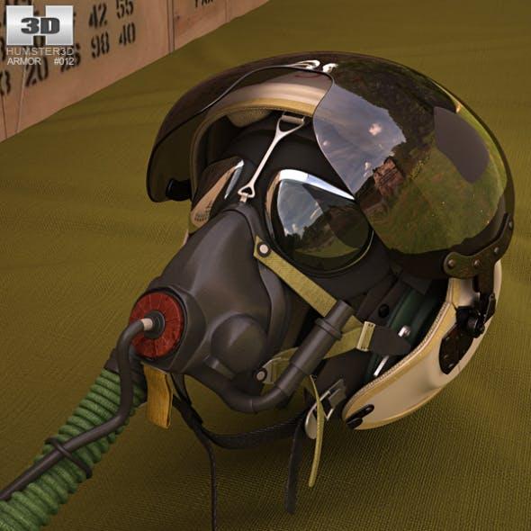 ZSh-3 Pilot Helmet - 3DOcean Item for Sale