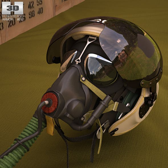 ZSh-3 Pilot Helmet