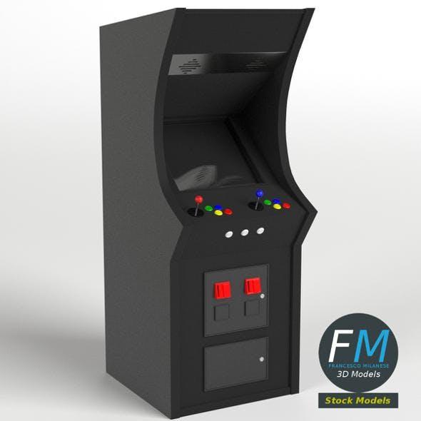 Coin-op arcade - 3DOcean Item for Sale