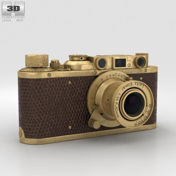 Leica Luxus II - 3DOcean Item for Sale