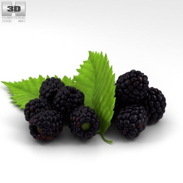 Blackberry - 3DOcean Item for Sale
