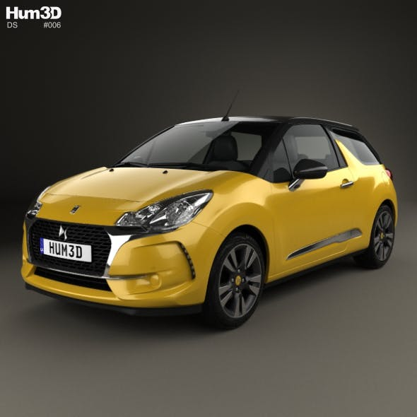 DS3 Chic Cabriolet 2016