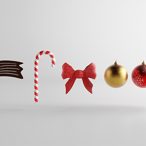 Christmas Decoration Assets