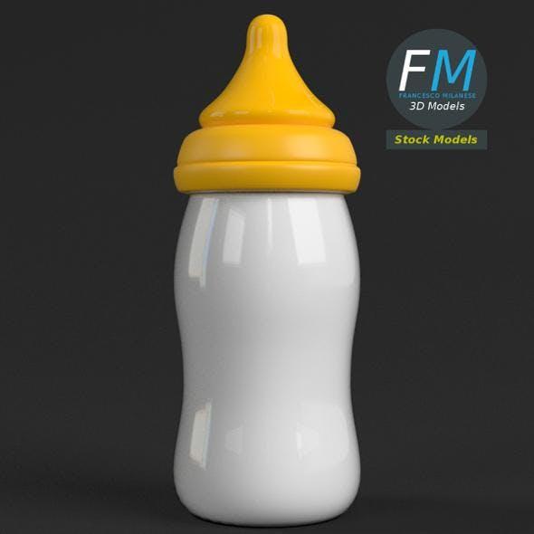 Feeding Bottle - 3DOcean Item for Sale