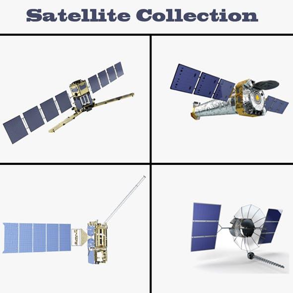 Satellites Collection
