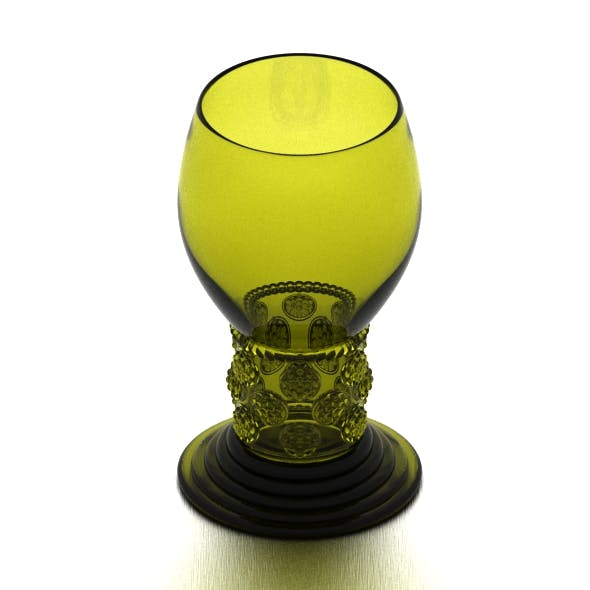 Dutch Golden Age Wine Glass
