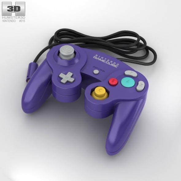 Nintendo GameCube Сontroller - 3DOcean Item for Sale