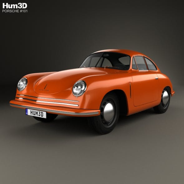 Porsche 356 Coupe 1948