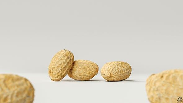 Peanut 003 - 3DOcean Item for Sale