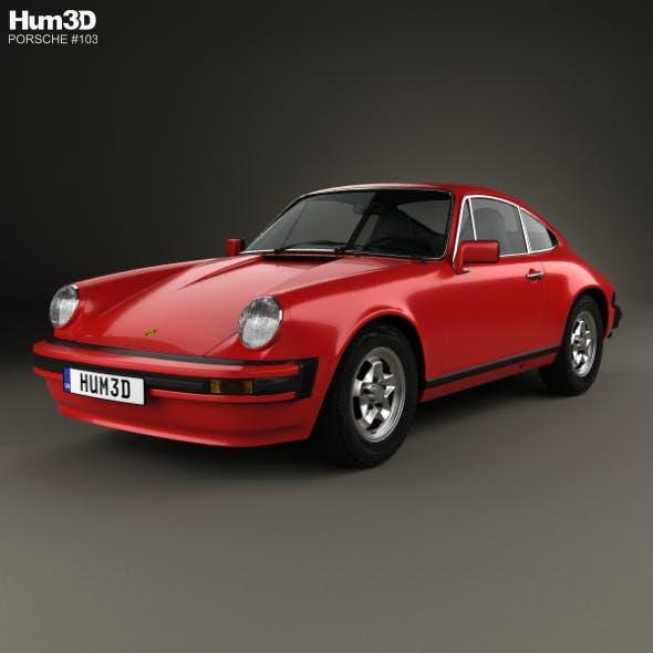 Porsche 911 SC Coupe (911) 1978