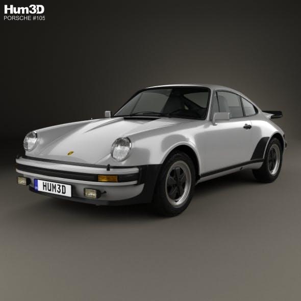 Porsche 911 Turbo (930) 1974