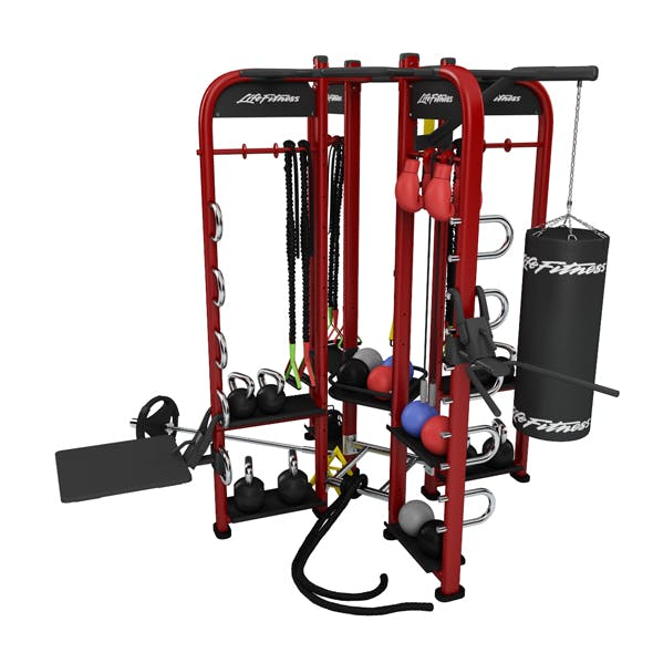 Fitness System SYNRGY360 XS - 3DOcean Item for Sale