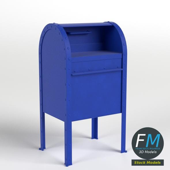 Mail Box - 3DOcean Item for Sale