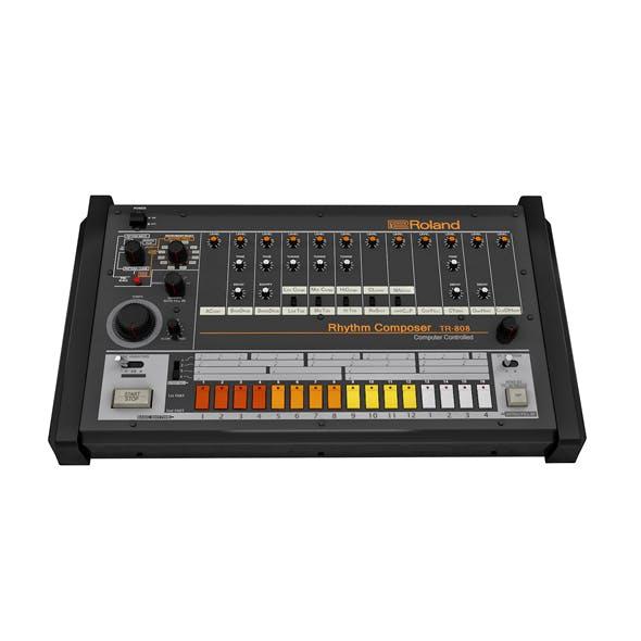 Rhythm Composer Roland TR808 - 3DOcean Item for Sale