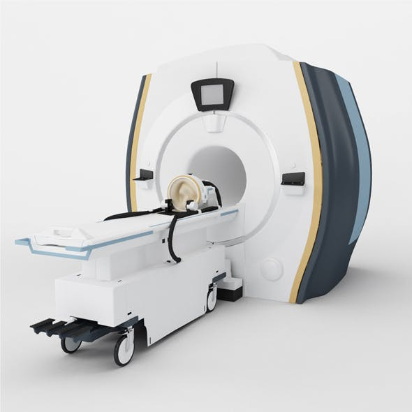 MRI - 3DOcean Item for Sale