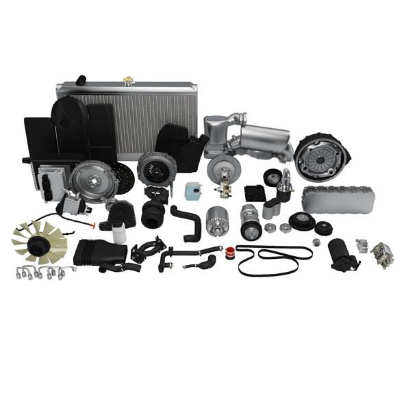 Car Details - 3DOcean Item for Sale