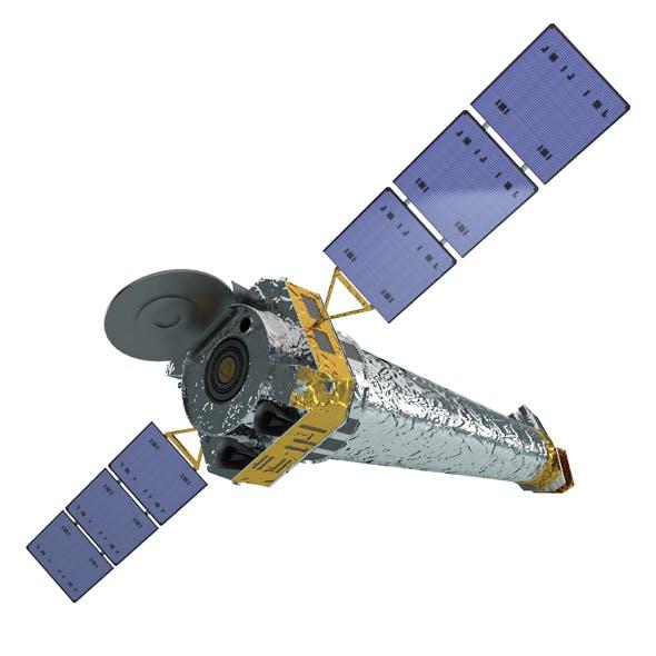 Satellite Chandra X-ray Observatory