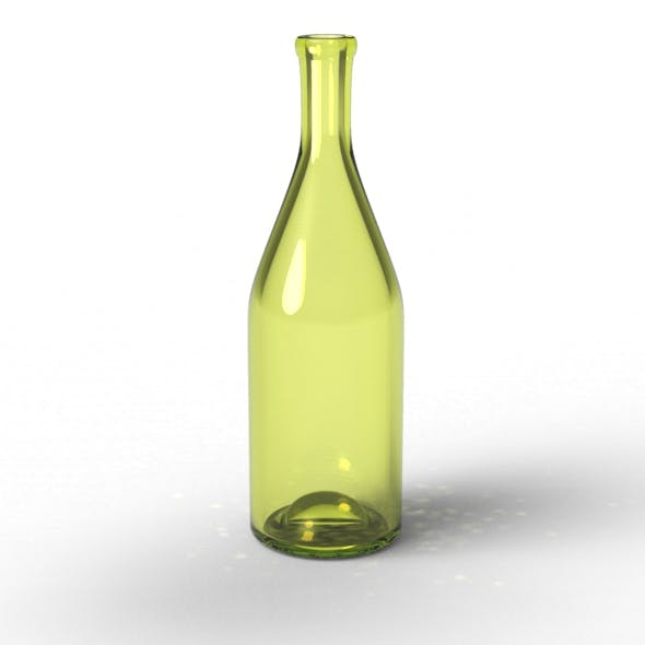 Basic Wine Bottle