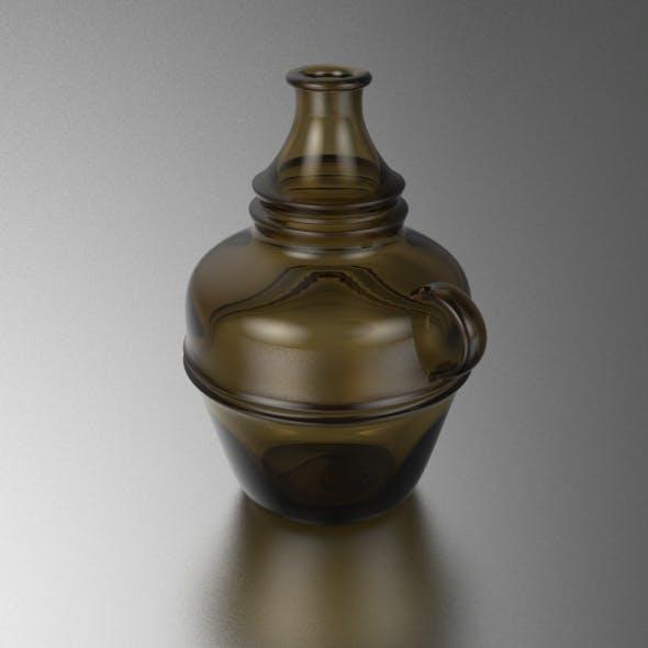 Decorative Cider Bottle with Handle