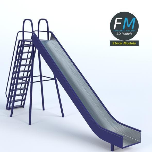 Park slide 2 - 3DOcean Item for Sale