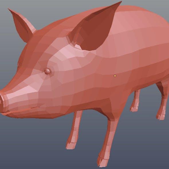 Pig base mash