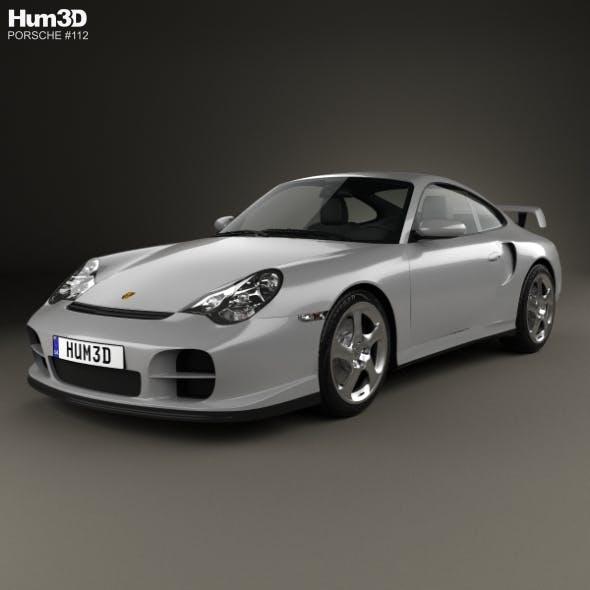 Porsche 911 GT2 Coupe (996) 2001