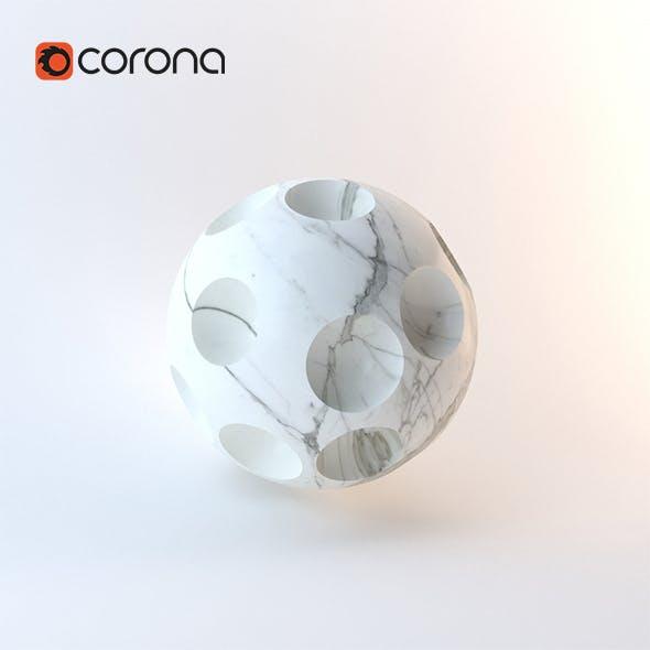Corona Renderer Studio Scene