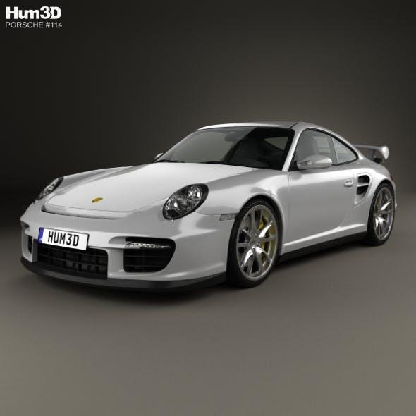 Porsche 911 GT2 (997) 2007 - 3DOcean Item for Sale
