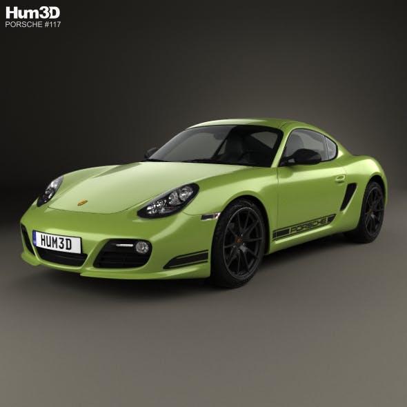 Porsche Cayman R (987C) 2010 - 3DOcean Item for Sale