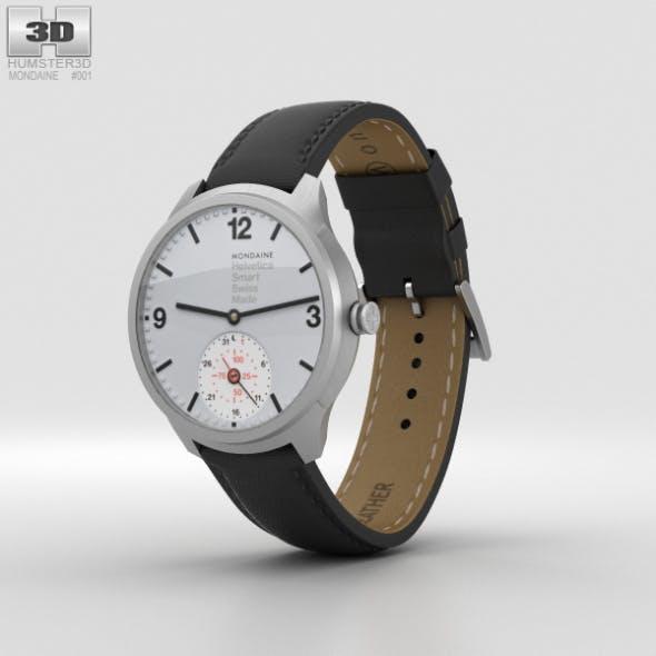 Mondaine Helvetica 1 Smartwatch - 3DOcean Item for Sale