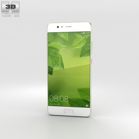 Huawei P10 Greenery - 3DOcean Item for Sale