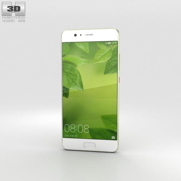 Huawei P10 Greenery
